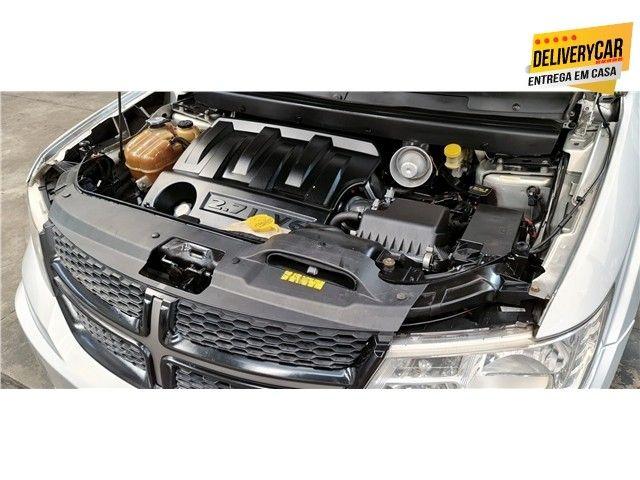 Dodge Journey 2010 2.7 se v6 24v gasolina 4p automatico - Foto 6