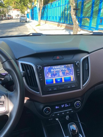 Hyundai Creta 2.0 Prestige Preto - Foto 6