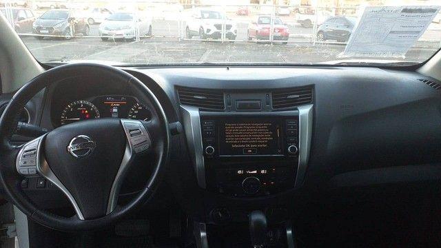 FRONTIER 2018/2019 2.3 16V TURBO DIESEL XE CD 4X4 AUTOMÁTICO - Foto 8