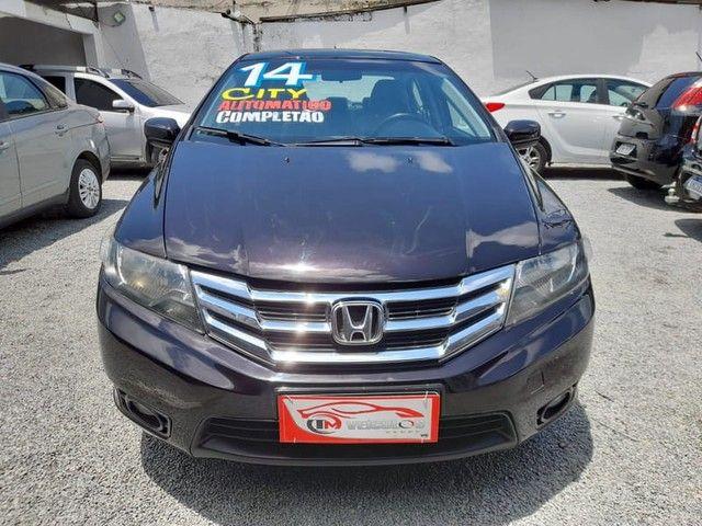 Honda CITY 2014 LX 1.5 4P FLEX AUTOMÁTICO - Foto 3