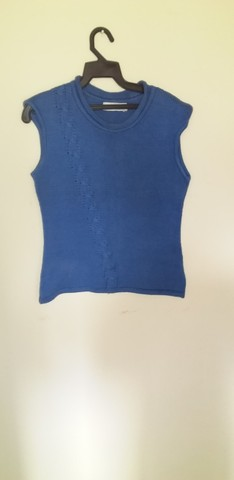 30 camisa tricô  zizi Tam M