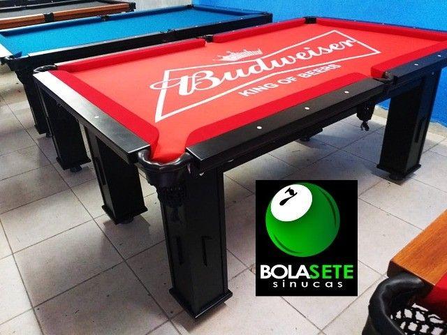 Sinucas Personalizadas Budweiser A Partir De R$ 1.290,00 - Foto 3