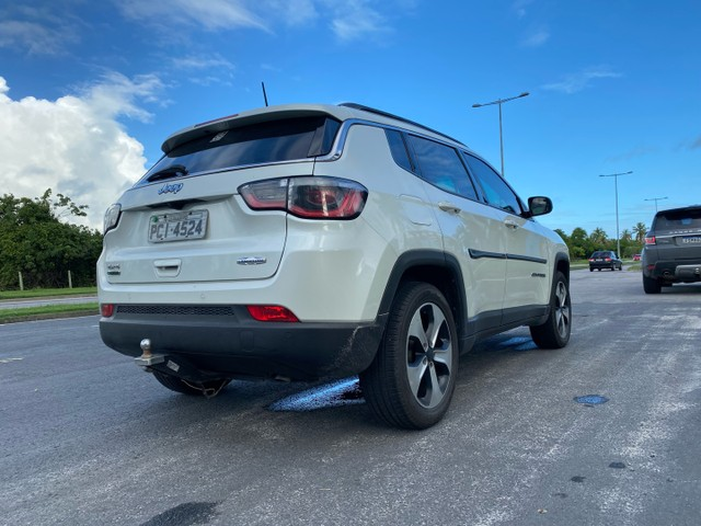 Jeep Compass 2017 Diesel Blindado  - Foto 3