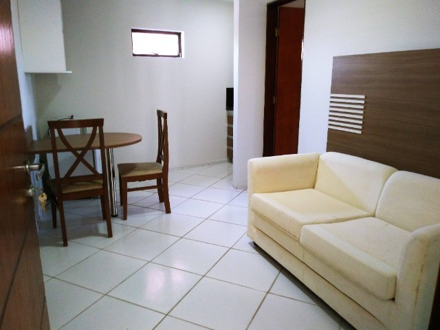 Cabo Branco a 180m da praia, apartamento 1 quarto - Foto 6