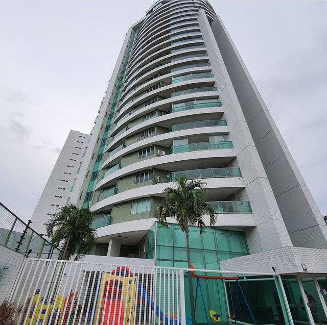 JE- Luxuoso Apartamento de 180m² Sendo 4 Suítes Próximo ao Teresina Shopping.