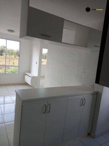 Apartamento com 2 dormitórios para alugar, 55 m² por R$ 1.100,00/mês - Rita Vieira - Campo - Foto 6
