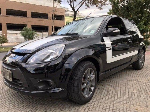 Ford KA Sport 1.6 Flex! Muito Novo! Versão Especial! Único Dono - Foto 2