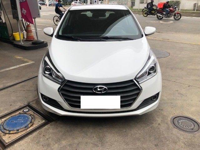 Hyundai HB20 1.6 Premium 16v Flex 4P Automático 2017