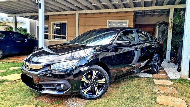Honda New Civic EX troco por maior ou menor valor