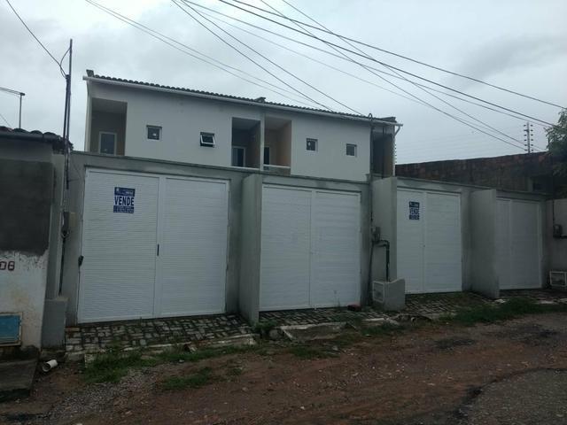Casas Novas dúplex em Maracanaú