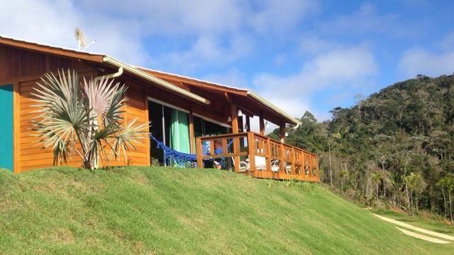 Casa Condominio Fechado Vila dos Amigos (Santa Teresa / Rota do Lírio)