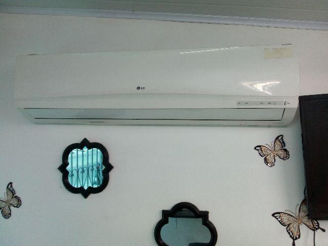 Ar condicionado LG 18000btus