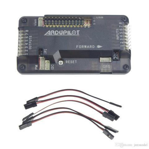 Controladora APM 2.8 com GPS completa Drone F250 F450 F550 Robotica Ardupilot