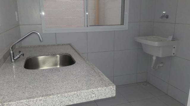 Villa Milano - Apartamento 59,79m² com 3 quartos Parque 2 Irmãos - Foto 12