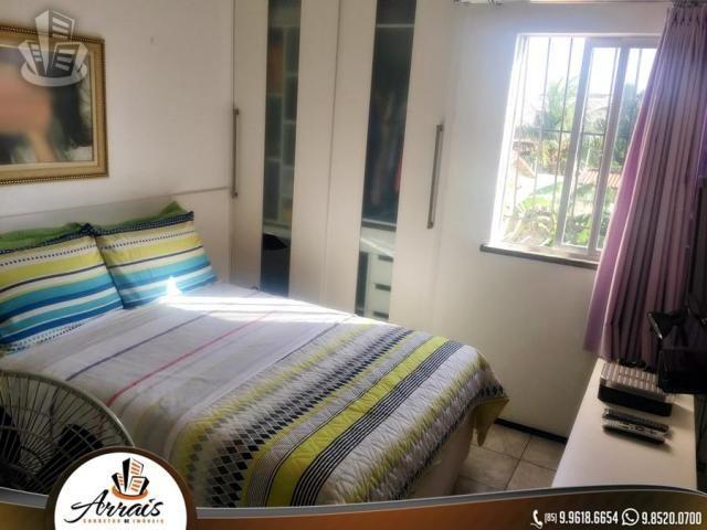 Apartamento residencial à venda, Vila União, Fortaleza. - Foto 8