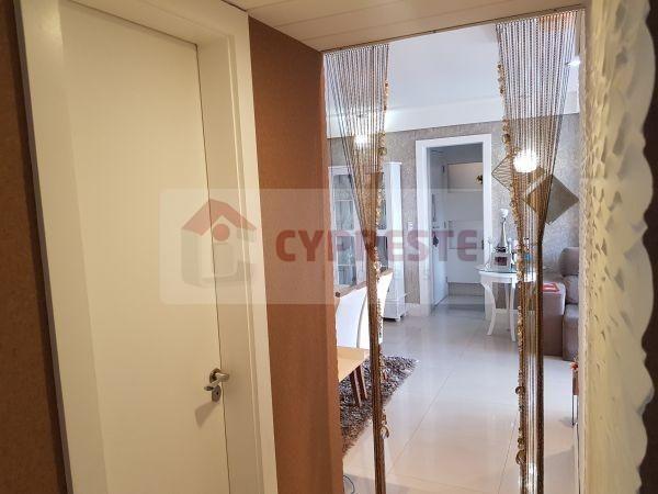 Apartamento à venda com 4 dormitórios em Praia da costa, Vila velha cod:10746 - Foto 7