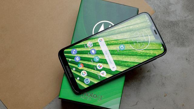 819ae75ee Celular Motorola Moto G7 Power 32GB Tela 6