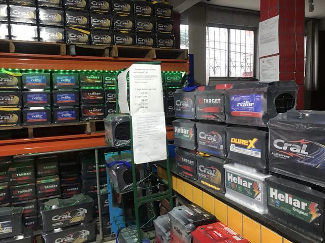 Rolpe Bateria_Temos o Maior Estoque de Baterias Automotivas Com Menor Preço de Salvador!! - Foto 10