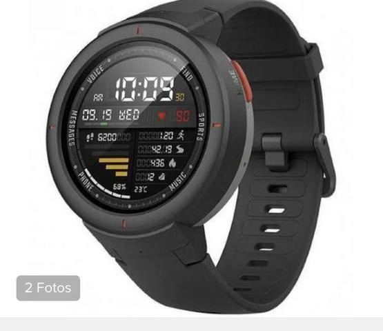 Smartwatch, Relógio Xiaomi Amazfit Vergê A1811 - Foto 2