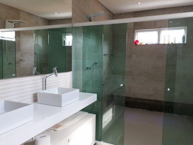 Casa moderna com área de lazer privativa em condomínio fechado   Oficial Aldeia Imóveis - Foto 13