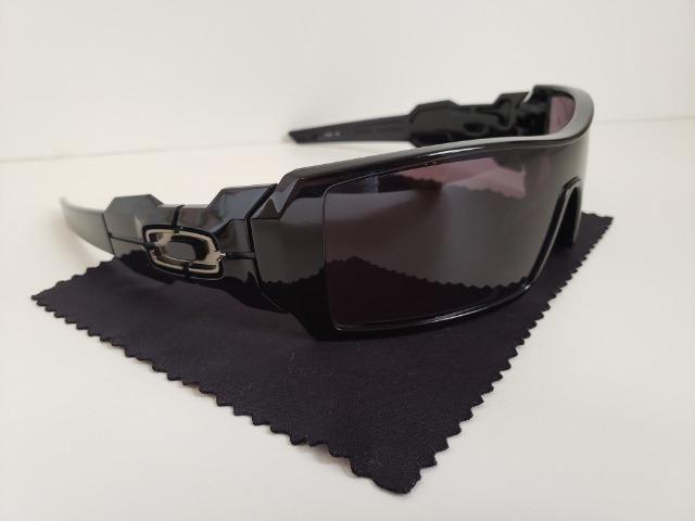 6260c18f1 Óculos Masculino Oakley Oil Rig Usado - Bijouterias, relógios e ...
