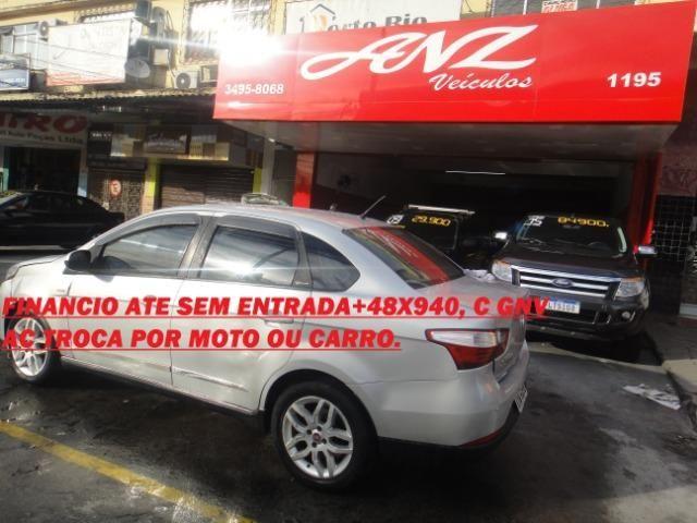 Financio sem entrada+48x940, gnv ac troca moto ou carro - Foto 4