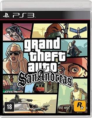 Gta san andreas de play 3