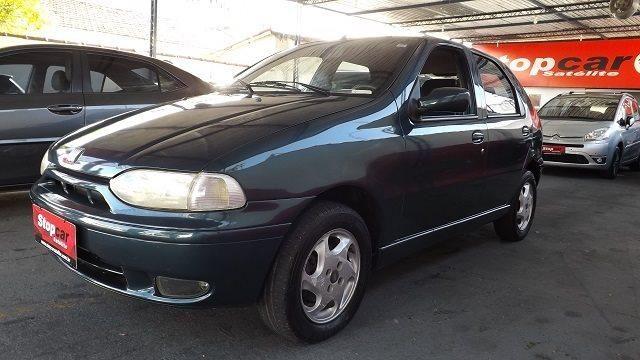 FIAT PALIO 2000/2000 1.0 MPI ELX 500 ANOS 8V GASOLINA 4P MANUAL - Foto 3