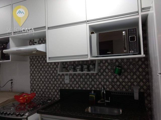 Lindo apartamento em morada de laranjeiras 2 quartos - Foto 7