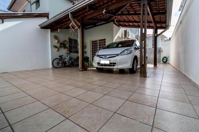 Linda Casa 3 dormitório com Suíte e Garagem Interna no Villa Flora em Sumaré - Foto 17