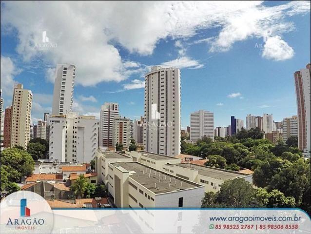 Apartamento com 3 suítes à venda, 94 m² por r$ 780.000 - aldeota (repasse de particular) - Foto 6