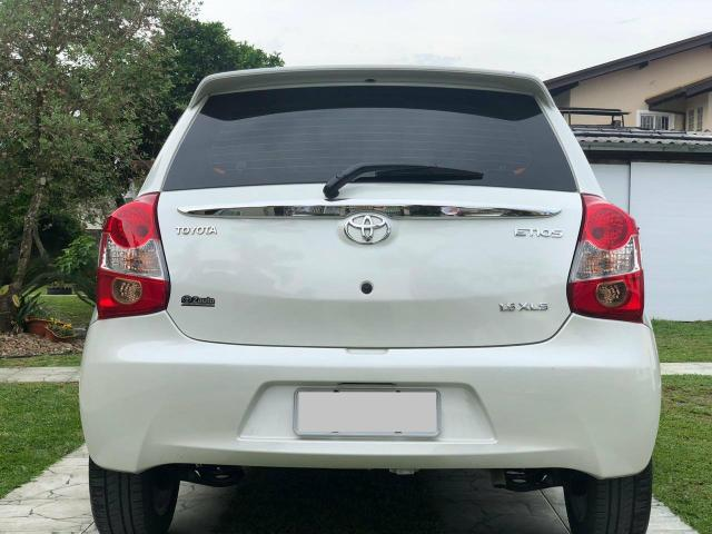 Toyota Etios Hb XLS 1.5 Automático - Foto 6