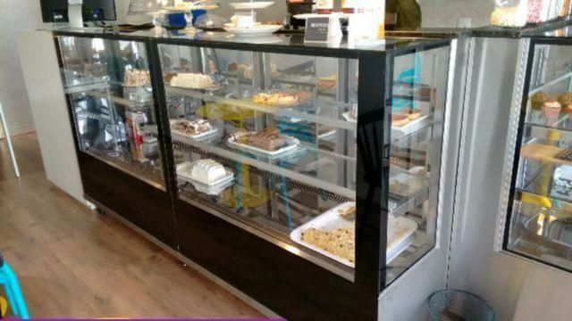 Montagem de lanchonete, vitrines refrigeradas e estufas.Projeto/vendas - Foto 5