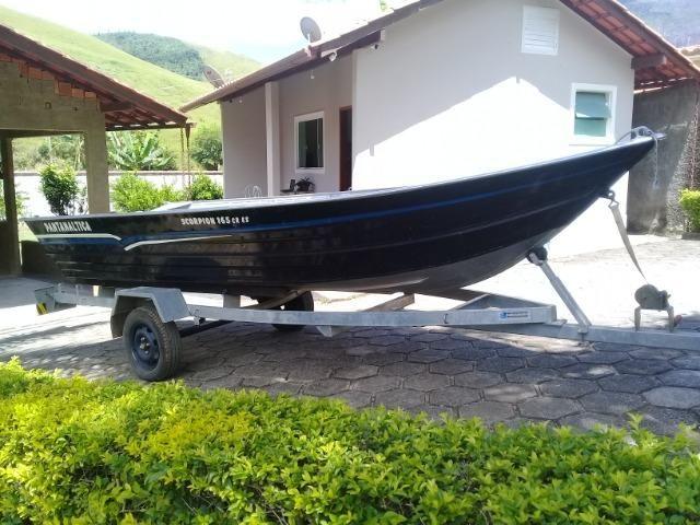 Barco de alumínio - Foto 10