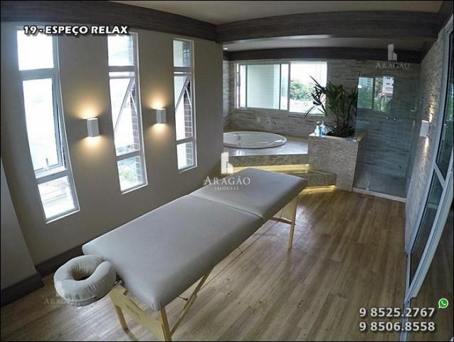Apartamento à venda, 124 m² por r$ 1.150.000,00 - meireles - fortaleza/ce - Foto 19