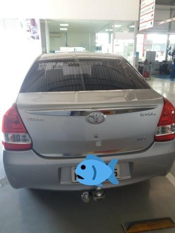 Urgentee Vendo ou Troco Toyota Etios 2017 Sedan, Completo Autom. bem abaixo da Fipe - Foto 5