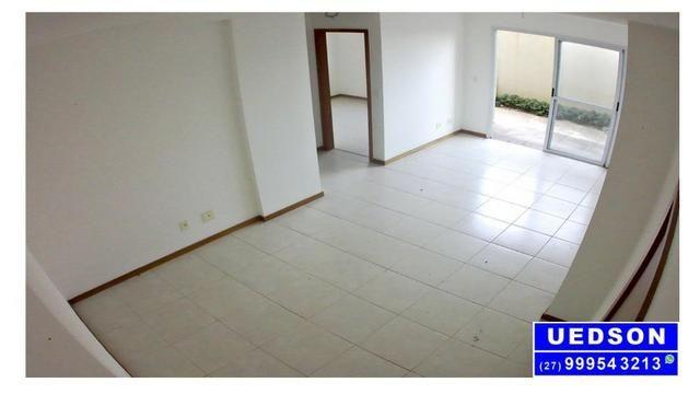 UED-48 - Apt° 2 quartos térreo com quintal e suíte em morada de laranjeiras - Foto 4