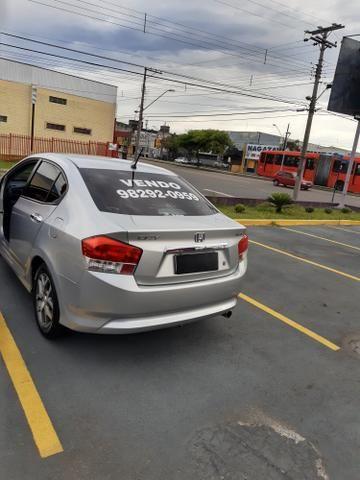 Vendo Honda City EX 2011 Automático