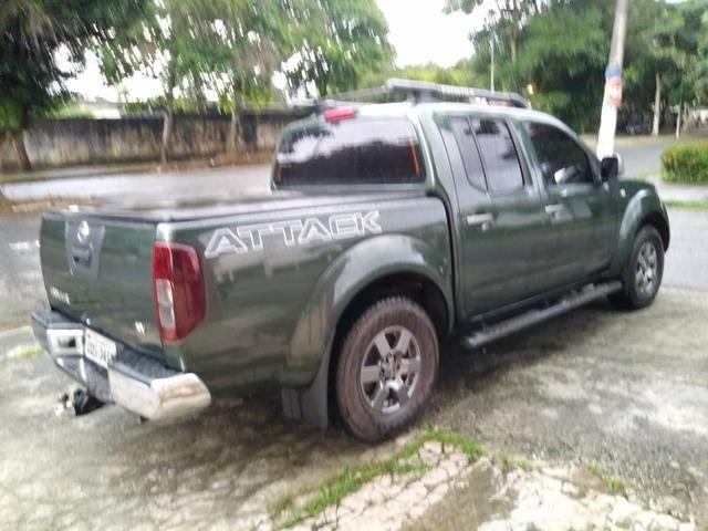 Frontier Attack 4x4 aut. R$84.000,00 - Foto 5