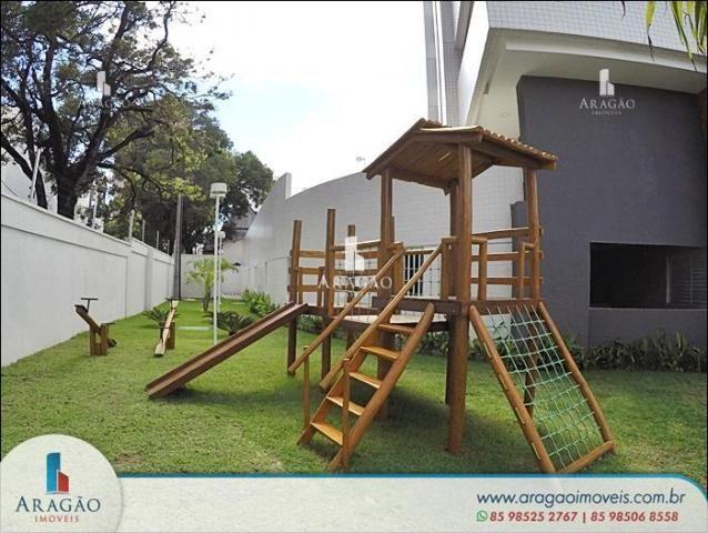 Apartamento com 3 suítes à venda, 94 m² por r$ 780.000 - aldeota (repasse de particular) - Foto 20