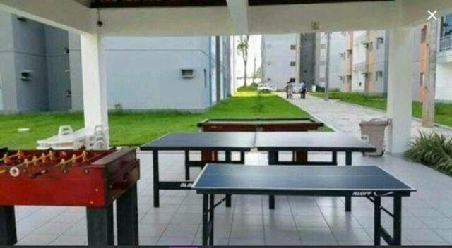Neo Colori Mario Covas, apto 2/4 mobiliado, R$1.300 3º andar * - Foto 4