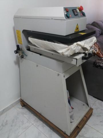 Prensa Térmica da Metalnox Pneumática - Foto 3