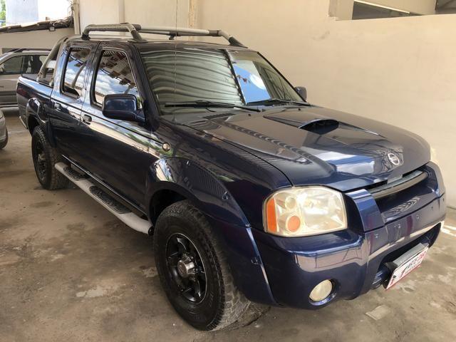 Frontier diesel 4x4 2004!!