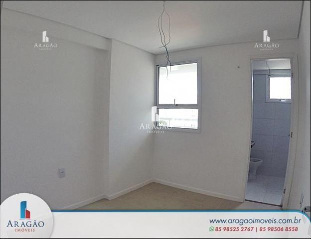 Apartamento com 3 suítes à venda, 94 m² por r$ 780.000 - aldeota (repasse de particular) - Foto 7