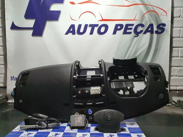 Kit airbag da megane de 2007 a 2013 - Foto 2