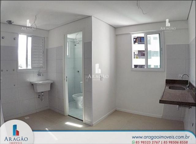 Apartamento com 3 suítes à venda, 94 m² por r$ 780.000 - aldeota (repasse de particular) - Foto 14