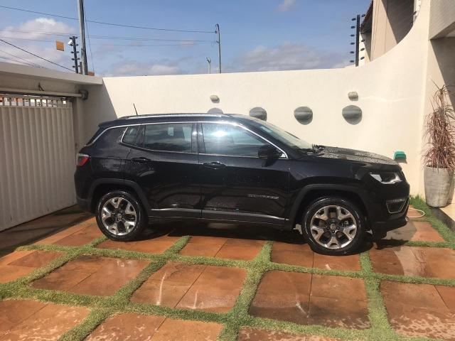 Jeep Compass Limited 2017 Extra