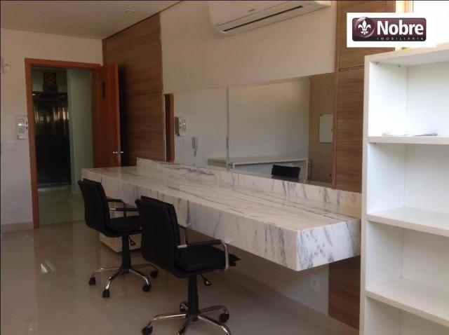 Apartamento com 4 dormitórios para alugar, 151 m² por r$ 3.805,00/mês - plano diretor sul  - Foto 11