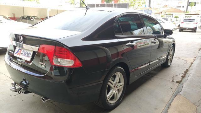 Honda civic exs 1.8 flex at 2008 - Foto 5