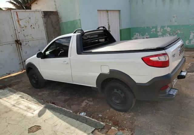 Vendo fiat strasa 1.4 working flex 2018 a vista ou parcelado